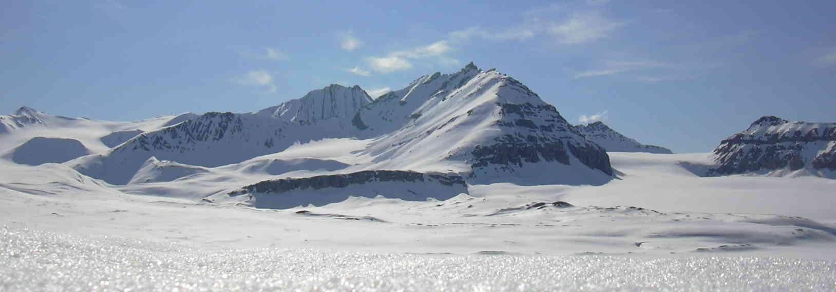 icefog.org Svalbard, Summer 2007